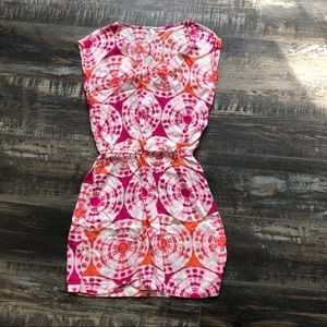 BANANA REPUBLIC FACTORY tie dye dress